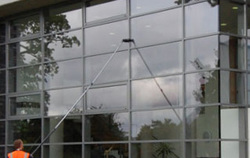 commercial window cleaner